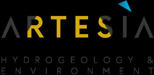 Artesia - Hydrogeology & Environment : Bureau d'études et de conseils en environnement spécialisé en hydrogéologie - Logo