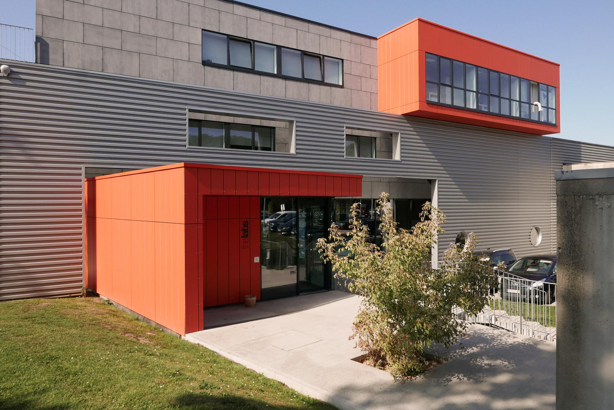 Artesia - Seraing, Liège - Belgique : Nos bureaux